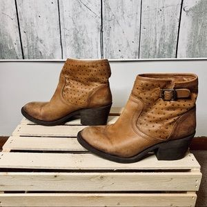 Lucky Brand Studded Booties